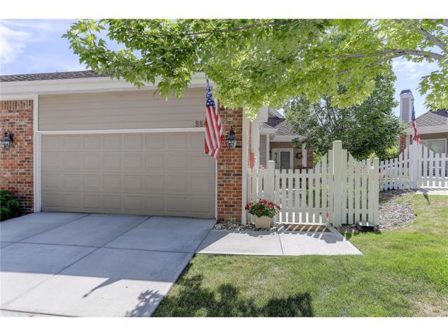 9844 Carmel Court, Lone Tree, CO 80124 (MLS #4971802) :: 8z Real Estate