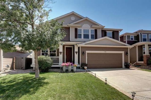 9806 W Swarthmore Drive, Littleton, CO 80123 (#4971895) :: Bring Home Denver