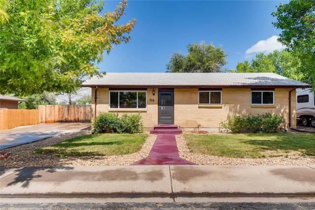 329 Granville Avenue, Firestone, CO 80520 (#4972197) :: Harling Real Estate