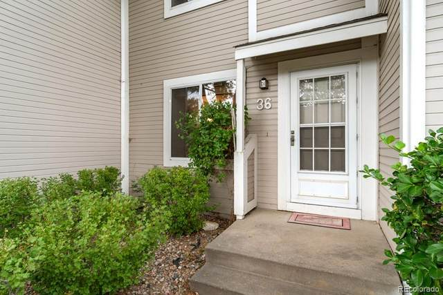 4255 Westshore Way K36, Fort Collins, CO 80525 (#4972272) :: Mile High Luxury Real Estate