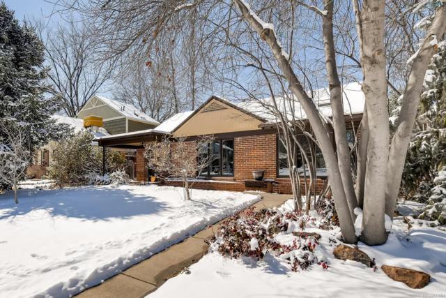 1951 S Fillmore Street, Denver, CO 80210 (MLS #4972426) :: 8z Real Estate