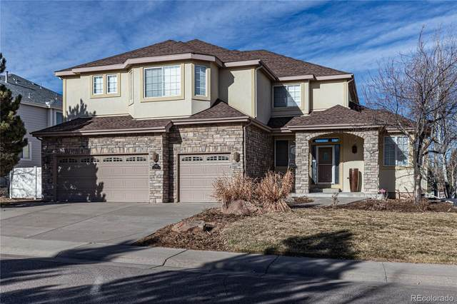 10337 Carriage Club Drive, Lone Tree, CO 80124 (#4972923) :: The Harling Team @ HomeSmart