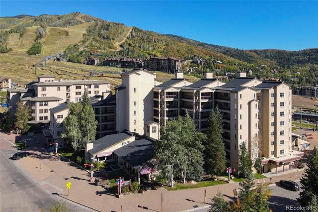 1855 Ski Time Square Drive #302, Steamboat Springs, CO 80487 (#4973123) :: Compass Colorado Realty