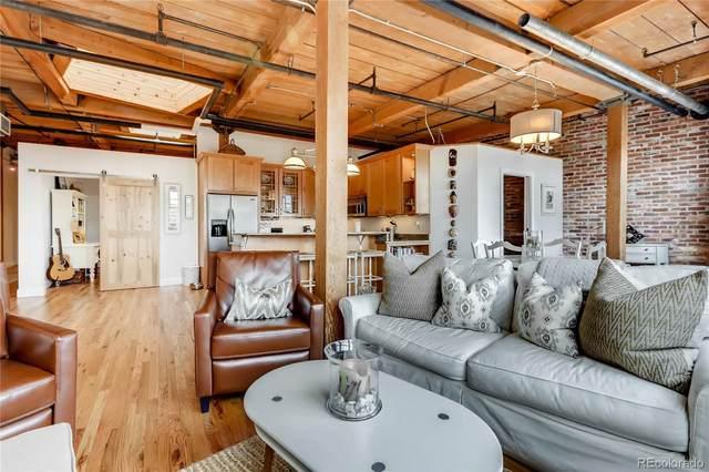 1616 14th Street 5B, Denver, CO 80202 (#4974352) :: Berkshire Hathaway Elevated Living Real Estate