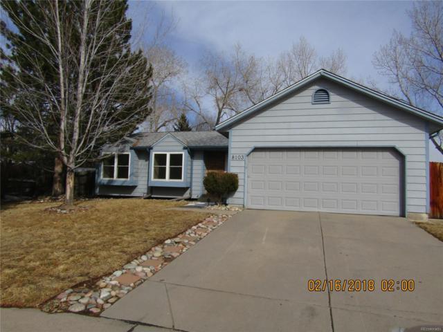 8103 S Everett Street, Littleton, CO 80128 (MLS #4974755) :: 8z Real Estate
