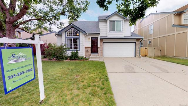10340 Severance Drive, Parker, CO 80134 (#4975266) :: The HomeSmiths Team - Keller Williams