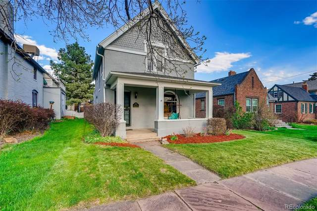 348 S High Street, Denver, CO 80209 (#4975405) :: Wisdom Real Estate