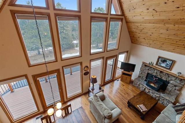 6471 Arapahoe Drive, Evergreen, CO 80439 (MLS #4975673) :: Bliss Realty Group