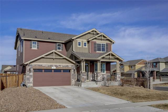 1091 W 170th Avenue, Broomfield, CO 80023 (#4975823) :: The Griffith Home Team