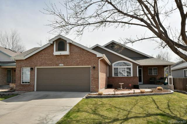 1860 E 135th Avenue, Thornton, CO 80241 (MLS #4975824) :: The Sam Biller Home Team