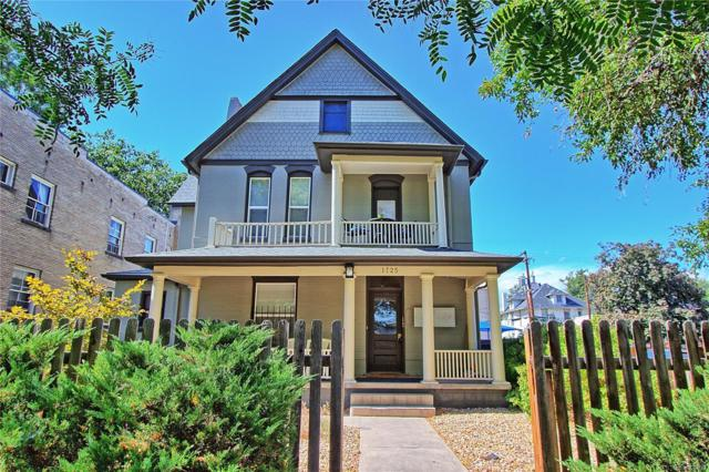 1725 Race Street, Denver, CO 80206 (#4975848) :: Colorado Home Finder Realty