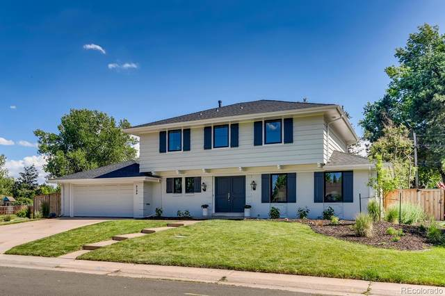 3195 S Monaco Circle, Denver, CO 80222 (#4976027) :: Arnie Stein Team | RE/MAX Masters Millennium