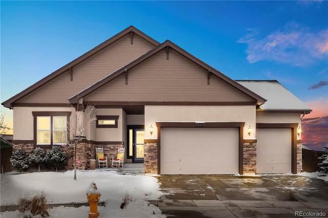 5393 Gem Lake Court, Colorado Springs, CO 80924 (MLS #4976059) :: Kittle Real Estate