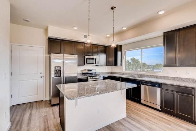 887 E 98th Avenue #1101, Thornton, CO 80229 (#4976275) :: Real Estate Professionals