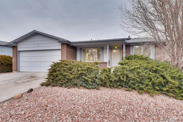 11650 Birch Drive, Thornton, CO 80233 (MLS #4976325) :: Colorado Real Estate : The Space Agency