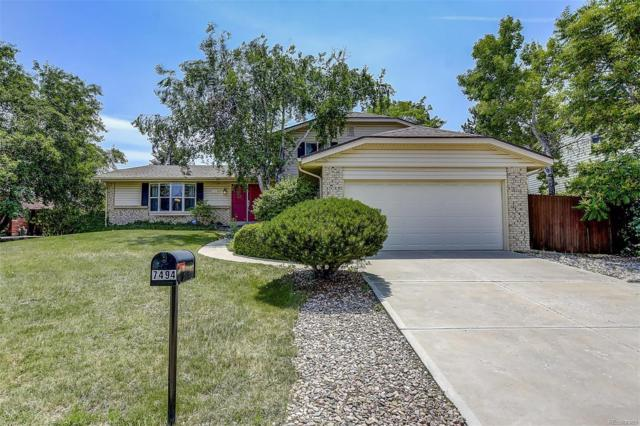 7494 S Downing Circle, Centennial, CO 80122 (#4976636) :: The DeGrood Team