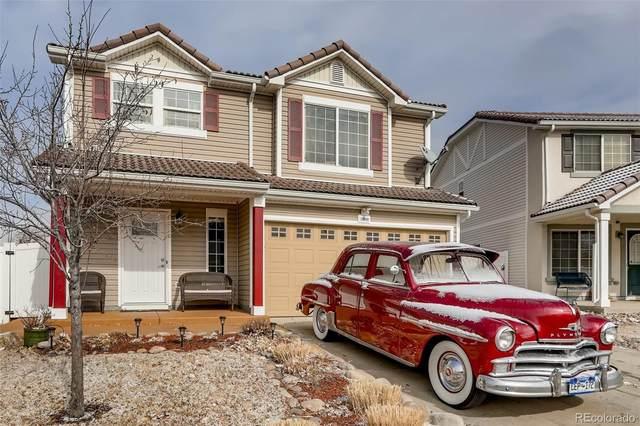 19899 E 47th Drive, Denver, CO 80249 (MLS #4977072) :: 8z Real Estate