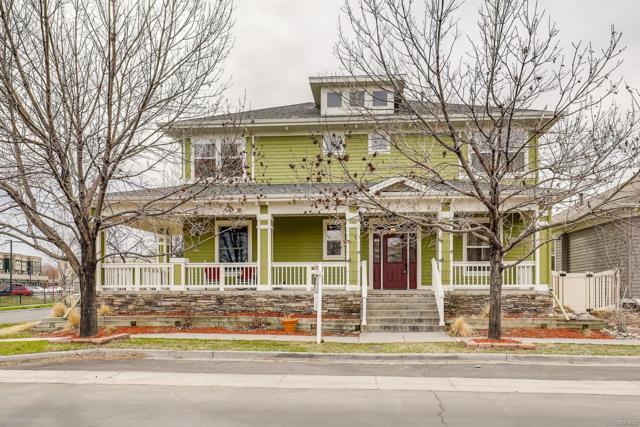 10684 Belle Creek Boulevard, Commerce City, CO 80640 (#4977397) :: The Heyl Group at Keller Williams