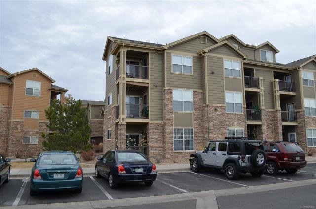 17525 Wilde Avenue #102, Parker, CO 80134 (#4977414) :: The Pete Cook Home Group