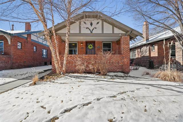 1233 Jackson Street, Denver, CO 80206 (#4977428) :: Colorado Home Finder Realty