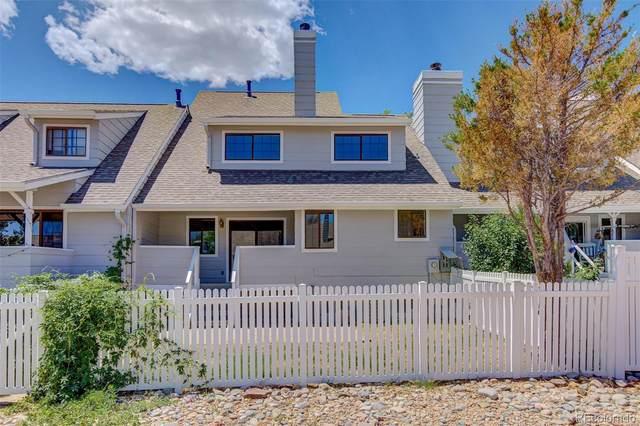 10460 W Purgatoire Peak, Littleton, CO 80127 (#4977757) :: Kimberly Austin Properties