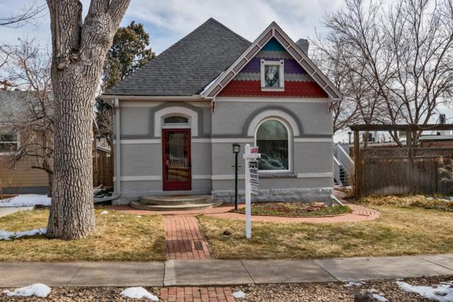 2512 Ames Street, Edgewater, CO 80214 (#4977764) :: Mile High Luxury Real Estate