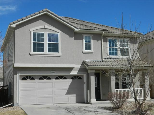 1802 Morningview Lane, Castle Rock, CO 80109 (MLS #4978134) :: 8z Real Estate