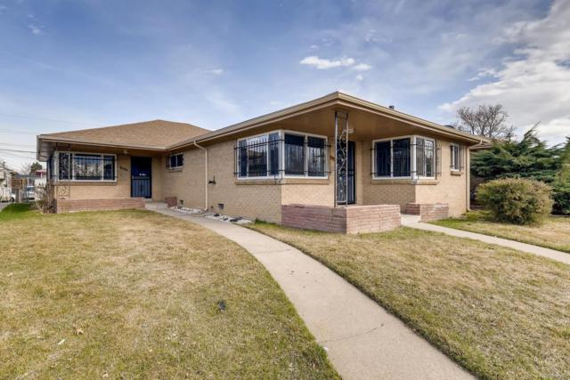 3232 N Ivy Street, Denver, CO 80207 (MLS #4978330) :: 8z Real Estate