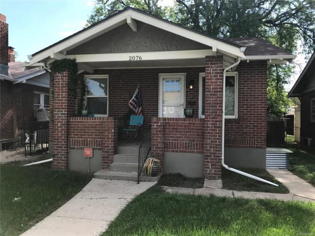 2076 S Lincoln Street, Denver, CO 80210 (MLS #4978405) :: 8z Real Estate