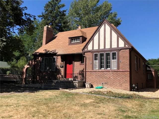659 N Albion, Denver, CO 80220 (#4978481) :: Briggs American Properties