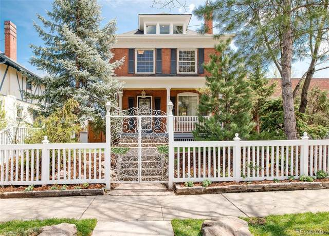 1520 Adams Street, Denver, CO 80206 (#4978778) :: HomeSmart