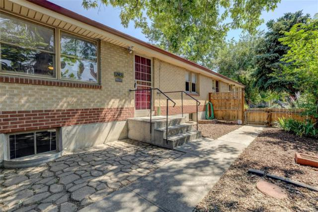 2431 Grove Street, Denver, CO 80211 (#4979112) :: Bring Home Denver