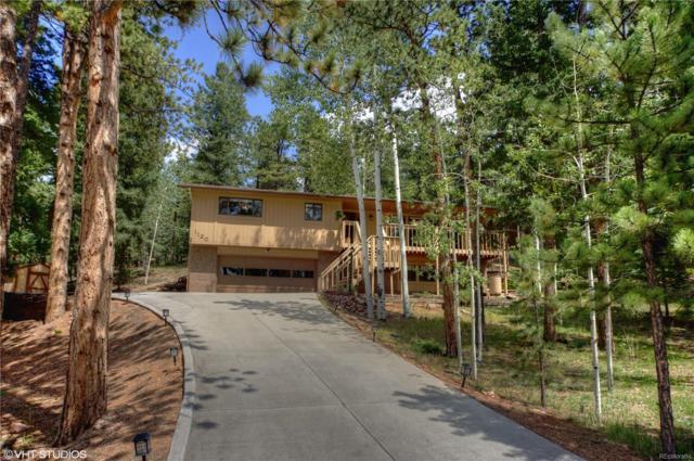 1120 Pine Ridge Road, Woodland Park, CO 80863 (MLS #4979149) :: 8z Real Estate