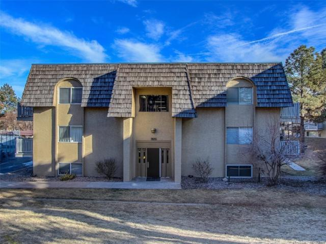 7625 E Quincy Avenue #105, Denver, CO 80237 (#4979180) :: James Crocker Team