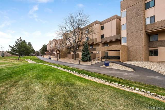 7000 E Quincy Avenue A202, Denver, CO 80237 (MLS #4979203) :: 8z Real Estate