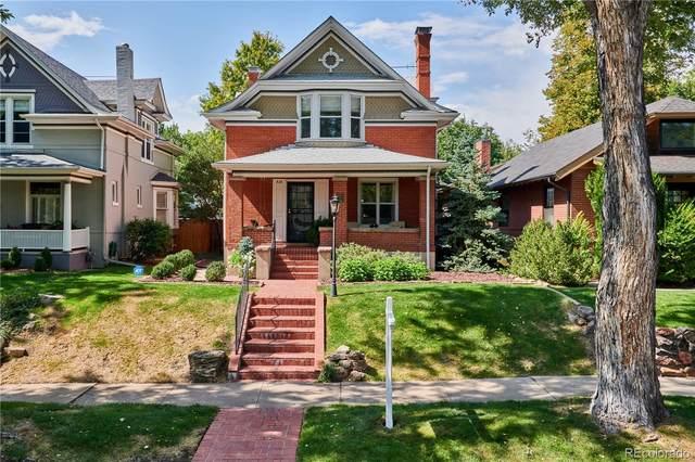 635 N High Street, Denver, CO 80218 (#4979909) :: The Gilbert Group