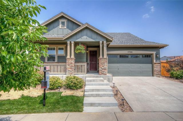 2766 S Lisbon Way, Aurora, CO 80013 (#4980205) :: Structure CO Group