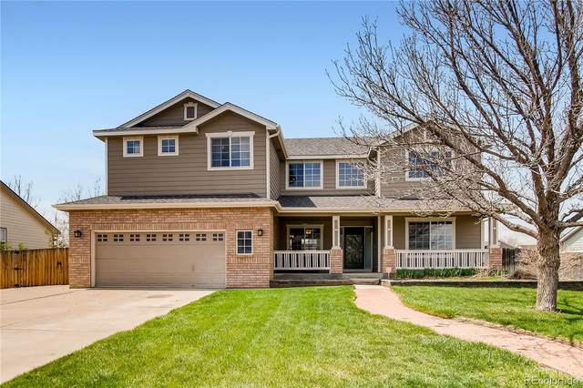 11657 Paris Street, Commerce City, CO 80640 (MLS #4980450) :: 8z Real Estate