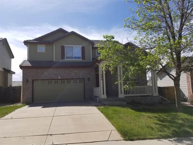 11884 Swansea Drive, Parker, CO 80134 (#4980454) :: The Heyl Group at Keller Williams