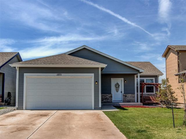 1271 4TH Avenue, Deer Trail, CO 80105 (#4980463) :: The DeGrood Team