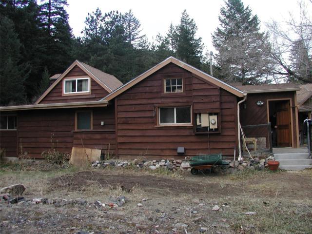 314 Stanley Road, Idaho Springs, CO 80452 (MLS #4980675) :: 8z Real Estate