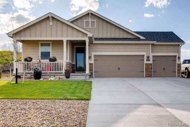 42073 S Pinehurst Circle, Elizabeth, CO 80107 (#4981099) :: The HomeSmiths Team - Keller Williams