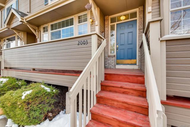 5555 E Briarwood Avenue #2003, Centennial, CO 80122 (#4981164) :: James Crocker Team