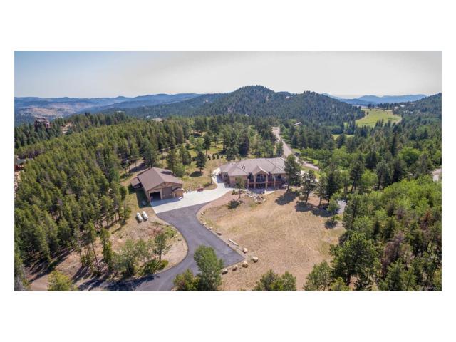 1551 Snyder Gulch Road, Evergreen, CO 80439 (MLS #4981256) :: 8z Real Estate
