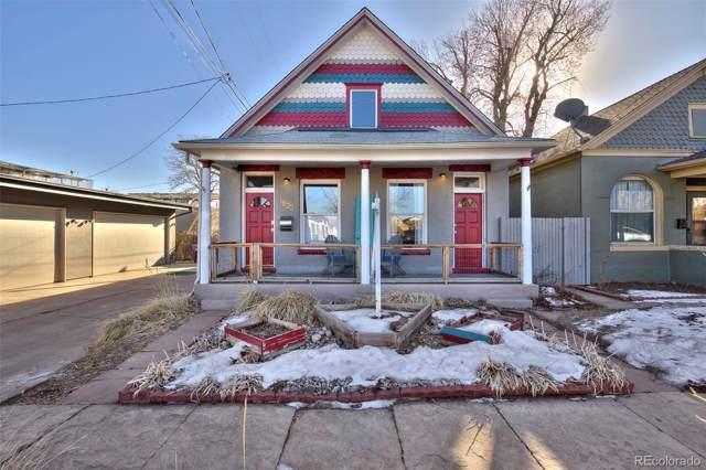 1822 W 35th Avenue, Denver, CO 80211 (#4981284) :: Real Estate Professionals