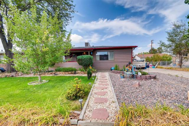303 Dexter Street, Fort Lupton, CO 80621 (MLS #4981344) :: Keller Williams Realty