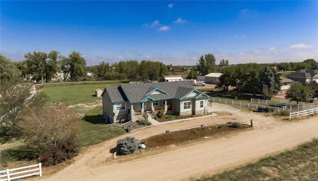 5109 County Road 16 3/4, Longmont, CO 80504 (#4981787) :: The City and Mountains Group
