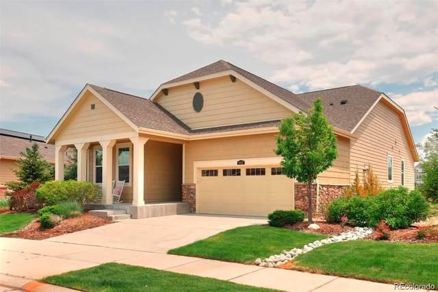 9987 Isle Circle, Parker, CO 80134 (MLS #4982170) :: Neuhaus Real Estate, Inc.