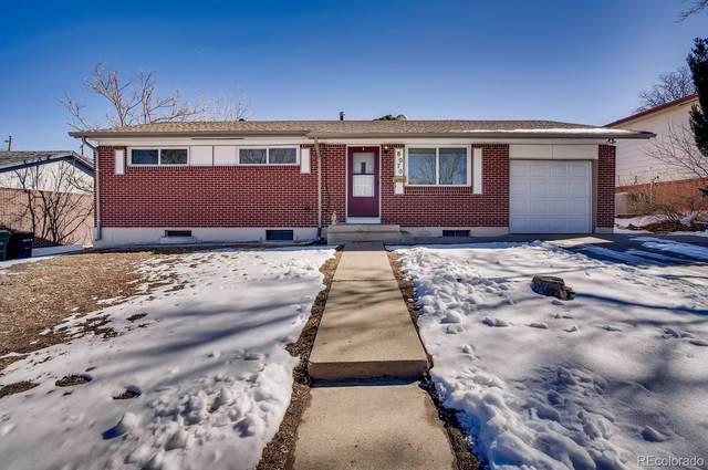 8070 Downing Drive, Denver, CO 80229 (#4982447) :: Portenga Properties - LIV Sotheby's International Realty
