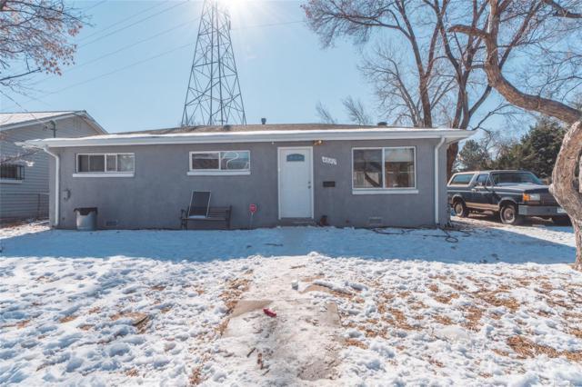 4880 W Ohio Avenue, Denver, CO 80219 (#4982597) :: The Griffith Home Team